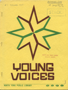 Young Voices 1965